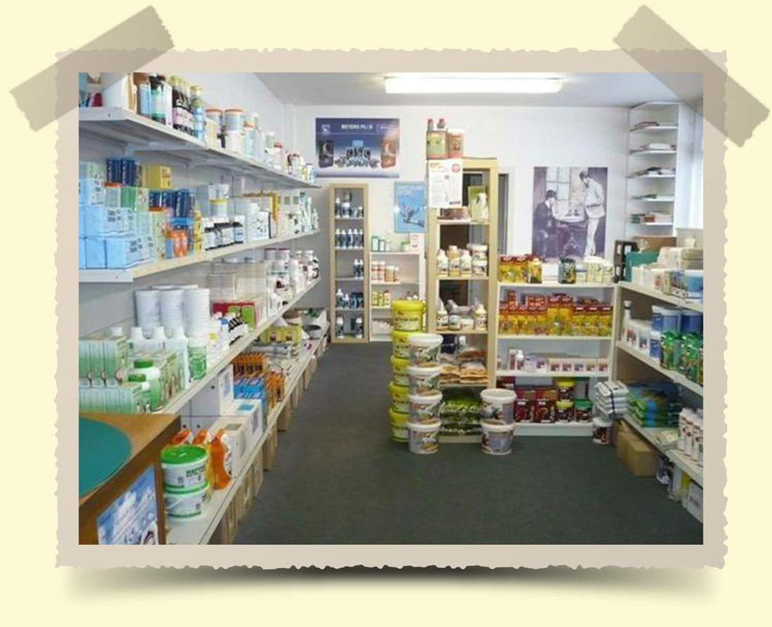 Futtermittel Suling Sortiment Laden Bremen 1