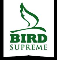 Bird supreme logo